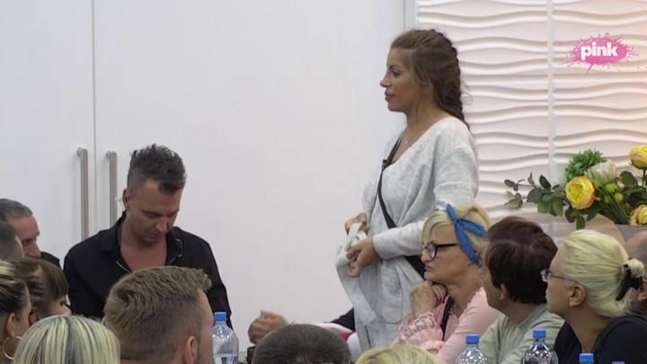 NEGIRALA SVE! Dalila dobila pitanje vezano za KRAĐU SATA, Dragojevićka i dalje tvrdi da ga nije ona SAKRILA! (VIDEO)