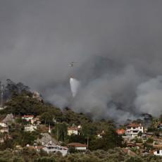 NEK SE SPREMI JUŽNA EVROPA I BALKAN - MEDITERAN U PLAMENU! intenzitet šumskih požara u Turskoj najviši u istoriji