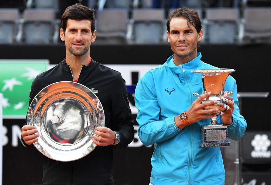 NEKA ĐOKOVIĆ I FEDERER GAJE DECU: Rafin stric objasnio zašto će Nadal biti najbolji teniser svih vremena
