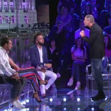 NEKA JE RAZAPNU! Nakon Draganine potresne ispovesti, Lepi Mića skočio i ZAURLAO na nju! (VIDEO)