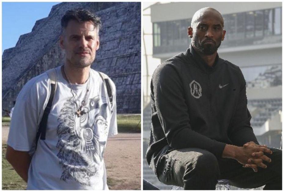 NEKA TI JE ŠTO LAKŠI PRELAZ NA SLEDEĆI NIVO: Srpski košarkaš se potresnim rečima oprostio od Kobija Brajanta