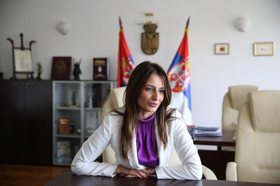 NELA KUBUROVIĆ MINISTARKA PRAVDE: Izmene Ustava posle izbora 2020.