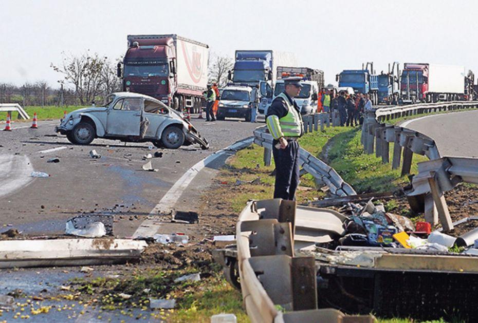 NEMA DANA DA NEKO NE POGINE NA DRUMOVIMA: Posle vanrednog stanja čak 1.450 saobraćajnih nesreća