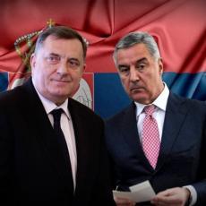 NEMA KRAJA MILOVOM LUDILU: Pozvao Dodika telefonom i PRETIO!
