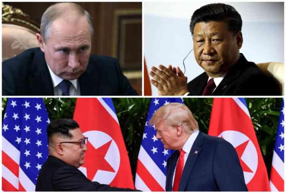 NEMA NOVE CRNE LISTE: Rusija i Kina blokirale predlog Amerike