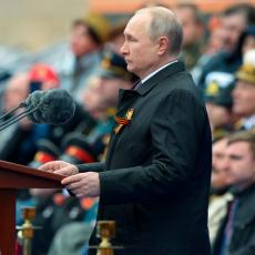 NEMA OPROŠTAJA ONIMA KOJI SMIŠLJAJU AGRESIVNE PLANOVE Putin na Paradi pobede odlučno poručio glavni cilj Moskve