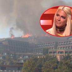 ZVANIČNO SAOPŠTENJE hotela iz kog je EVAKUISANA Karleuša sa ćerkama: Evo da li ima POVREĐENIH gostiju