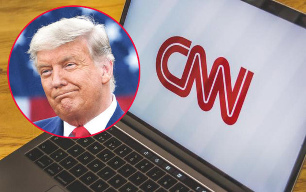 NEMA TRAMPA, NEMA NI CNN: Gledanost mreže u drastičnom padu, odrekao ih se svaki drugi gledalac!