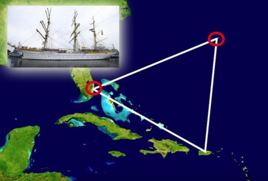 NEMA VIŠE MISTERIJE BERMUDSKOG TROUGLA: Tri broda pronađena bez posade dala odgovor! Ništa nije kako se mislilo! (VIDEO)