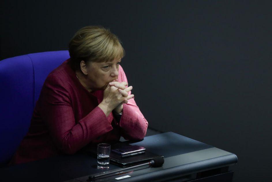 NEMAČKA IDE U KARANTIN: Sme da se izlazi iz kuće samo sa članovima porodice, a Merkelova sprema još mera protiv korone