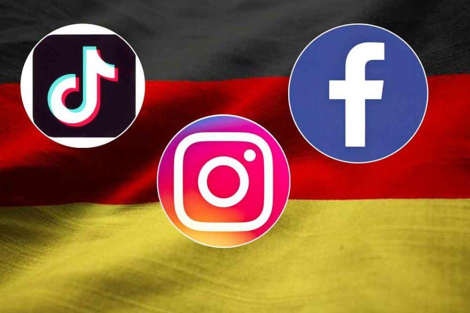 NEMAČKI IZBORI U SVETLU BORBE ZA BIRAČE NA DRUŠTVENIM MREŽAMA: Nekada kobasice i pivo, sada TikTok, Fejsbuk i Instagram! VIDEO