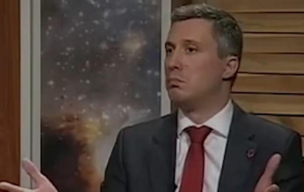 NEMANJA MANJAK: Boško Obradović dokazuje da jedino nude laž protiv Srpske napredne stranke!