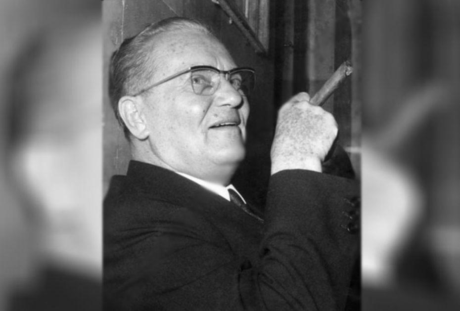 NEMCI POLUDELI ZA TITOM, NOVINE DANIMA BRUJALE O NJEMU: Bio je kulerski vođa partizana i šmekerski oduvao Staljina