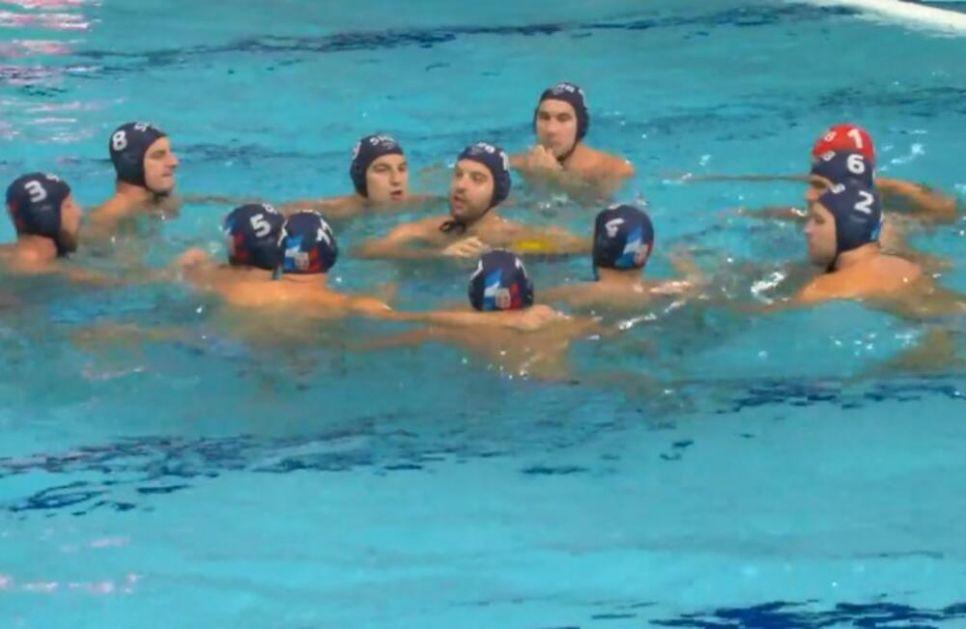 NEMILOSRDNI DELFINI POTOPILI KAZAHSTANCE: Prva pobeda vaterpolista na Olimpijskim igrama!
