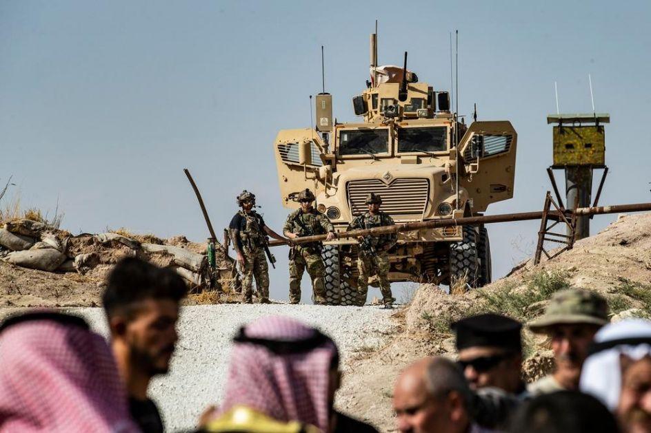 NEOČEKIVANI PREOKRET! AMERI HITNO NAPUŠTAJU SIRIJU Zvaničnik SAD: Od 1.000 vojnika ostaće samo 150 i to na jugu zemlje