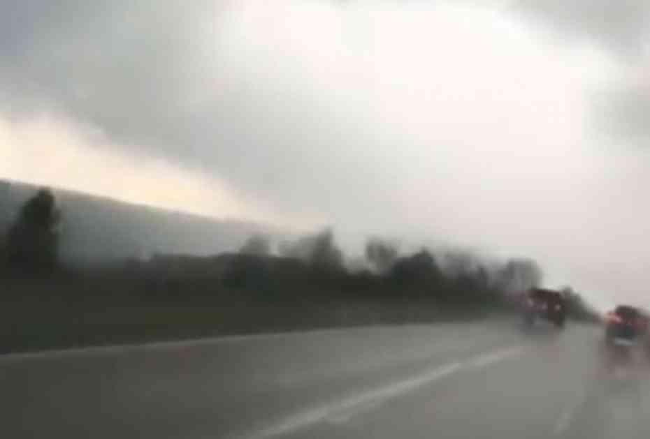 NEPOGODA: Tornado na zapadu Nemačke, ima povređenih