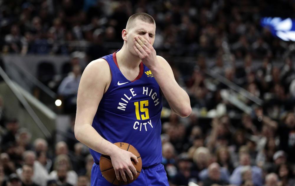 NEPRAVDA PREMA JOKIĆU: U trci za NBA nagrade nema Srbina