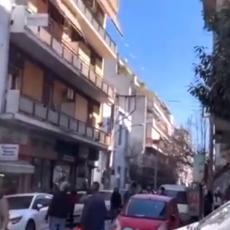 NEPREKIDNA SERIJA POTRESA U GRČKOJ: Četiri razorna zemljotresa uznemirila veći deo Balkana (VIDEO)