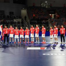 NEPRIJATNO IZNENAĐENJE ZA KOMŠIJE: Favorizovani Hrvati gubili čitav meč i na kraju jedva izvukli bod posle penala 9 sekundi pre kraja