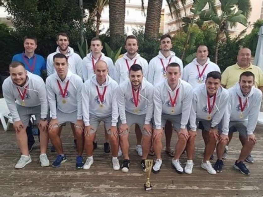 NEPRIKOSNOVENI: Futsal reprezentacija Pravnog fakulteta Beograda osvojila Univerzitetski kup u Španiji!