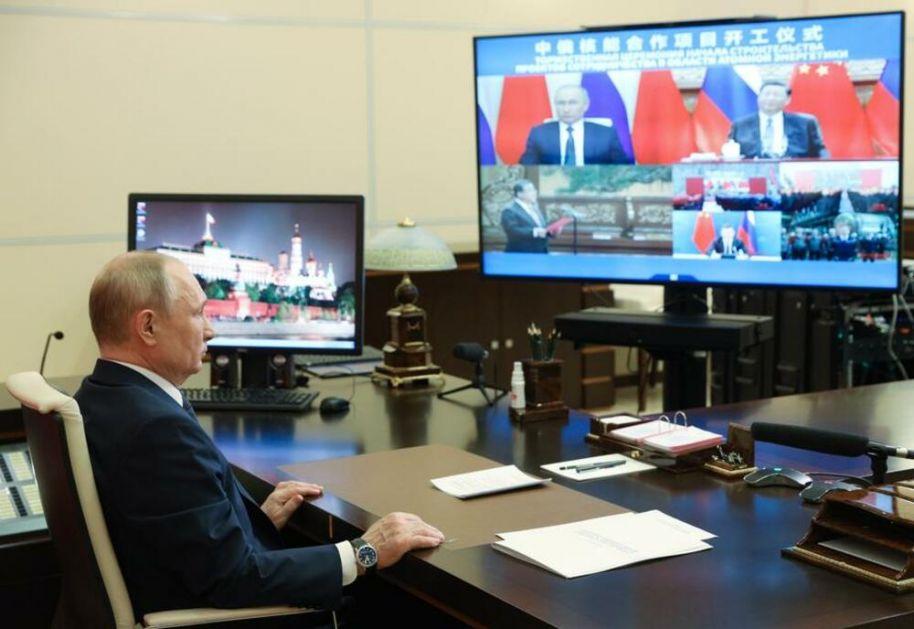 NERASKIDIVO PRIJATELJSTVO ILI BRAK IZ INTERESA: Koliko su stvarno jake veze Rusije i Kine?