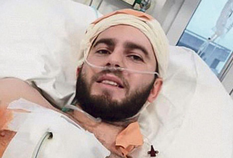 NESREĆA KOD OBRENOVCA! Povređeni Boriša Furtula: Sve sam bolje, uskoro ću kući