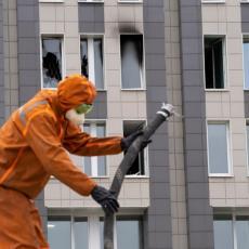 NESREĆA ZA NESREĆOM: Izgorele tri zdravstvene ustanove u Rusiji, poginulo 16 ljudi, najteži bolesnici ŽIVI GORELI