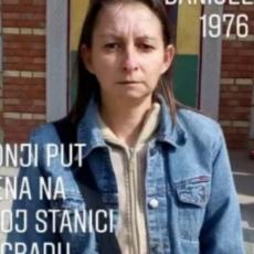 NESTALA DANIJELA IZ BEOGRADA: Poslednji put viđena na autobuskoj stanici