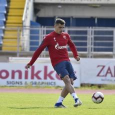 NESTRPLJIV: Jedva čekam prvi gol u Zvezdi