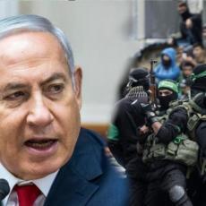 NETANIJAHU POVLAČI NOVI POTEZ! Hitno se oglasio nakon što su rakete ispaljene na Izrael