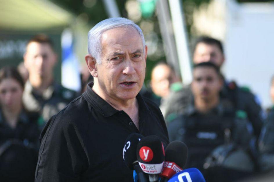 NETANIJAHU PRAVDA NAPADE NA ZGRADE: Tamo su bili palestinski teroristi, vojnu kampanju nastavljamo punom snagom!