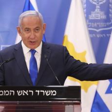 NETANJAHU ZNA KO JE UNIŠTIO IZRAELSKI BROD: Uperio je prstom na starog neprijatelja države