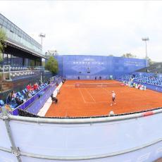 NEUSPEH: Posle TRIJUMFA Milojevića srpski tenis nije uspeo da dođe do nove pobede u Beogradu