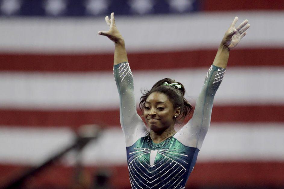 NEVEROVATNA SIMON BAJLS: Amerikanka izjednačila rekord po broju medalja na svetskim prvenstvima