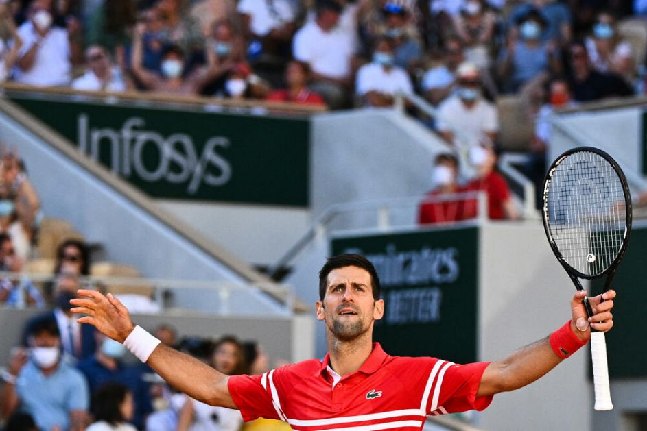 NEVEROVATNE CIFRE: Novak titulom u Parizu stigao do fantastične zarade