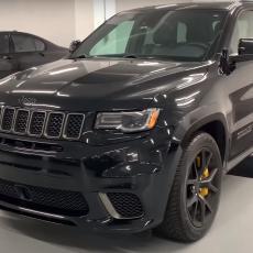 NEVEROVATNO: Nećete verovati koliko KS-a ima ovaj SUV! (VIDEO)