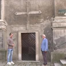 NEVEROVATNO OTKRIĆE U NOVOM SADU: Pronađen tajni tunel ispod Dunava koji spaja Petrovaradinsku tvrđavu i grad (VIDEO)