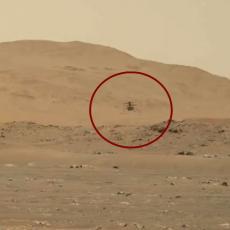 NEVEROVATNO! Poslušajte kako zvuči Crvena planeta: NASA objavila jedinstven audio snimak sa Marsa (VIDEO)