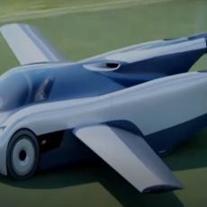 NEVEROVATNO: Slovak napravio leteći auto (VIDEO)
