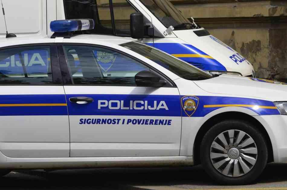 NEVIĐENA PUCNJAVA U ZAGREBU: Dva muškarca pogodio isti metak u kafiću!