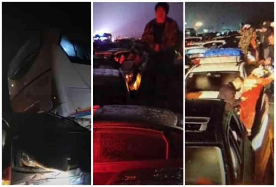 NEVIĐENI KARAMBOL! VIŠE OD 100 VOZILA U LANČANOM SUDARU, IMA MRTVIH: Autobus završio na vrhu gomile spljeskanih automobila! ZASTRAŠUJUĆI PRIZORI! (VIDEO)