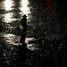 NEVREME POGODILO I SELA U OKOLINI KRUŠEVCA: Ugrožena domaćinstva, voda ušla u pojedine kuće i podrume