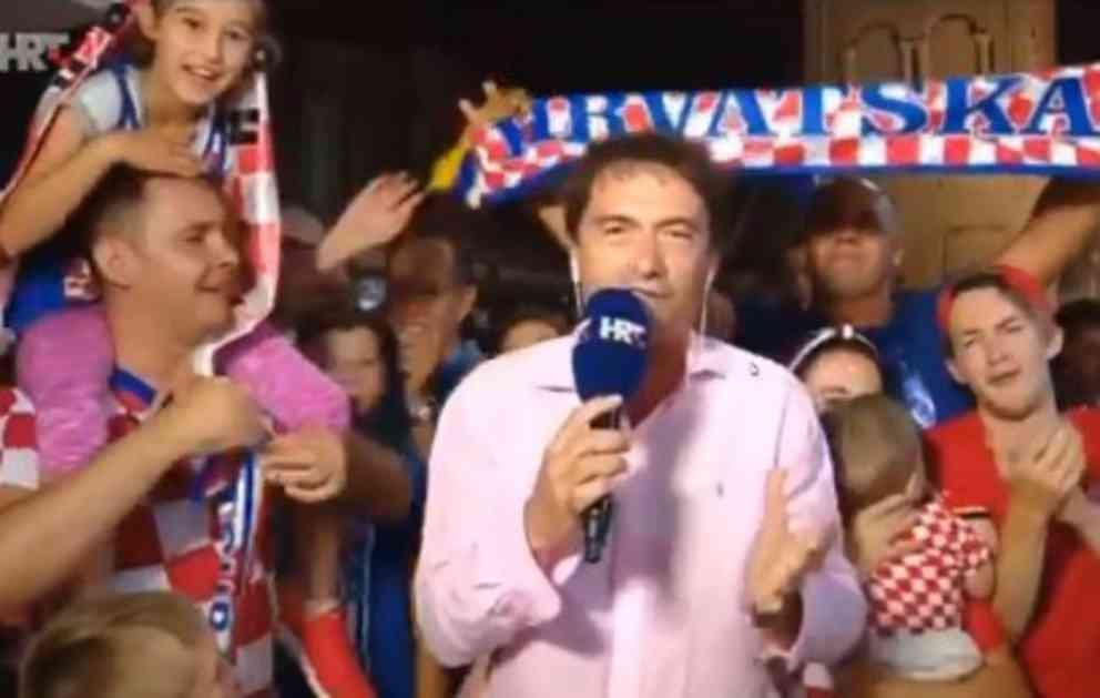 NEZAPAMĆEN SKANDAL NA HRT-U! Hrvatski novinar finale Mundijala najavio kao OLUJU SVIH OLUJA!