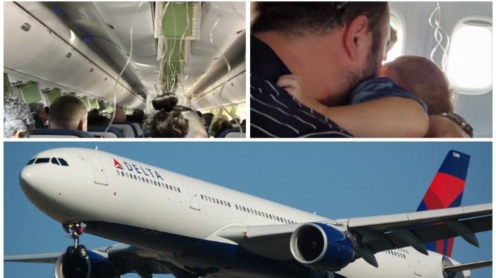NEZAPAMĆENA DRAMA U AVIONU: 9.000 metara propao za samo 7 MINUTA! Putnici u panici vrištali i grlili svoje voljene - Iskusili su ČIST STRAH! (VIDEO)