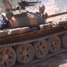 NEZAUSTAVLJIVI NAPAD U TOKU: Sirijska vojska RASTURA Al-Nusru u Latakiji (VIDEO)