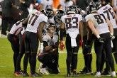 NFL: Preokret Atlante protiv komšija iz Šarlota