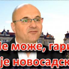 Novaković laže Novosađane, ali to nije ništa nasuprot onoga što radi BOTOVSKA STRANKA SLOBODE I PRAVDE (FOTO/VIDEO)