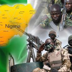 NIGERIJSKE SNAGE GUBE KONTROLU NAD ZEMLJOM: Islamski kalifat se prebrzo širi, kidnapovano preko 300 dece! (MAPA)
