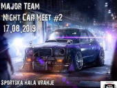NIGHT CAR MEET po drugi put u Vranju