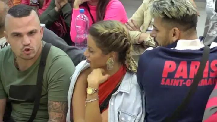 NIJE BILO POLJUPCA? Dragana negirala da se LJUBILA sa Banetom, a onda joj je Miljana uputila BRUTALNU UVREDU! (VIDEO)